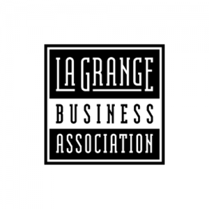 Logo from La Grange Business Association