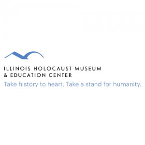 Logo from Illinois Holocaust Museum