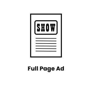 Icon image for a full page ad