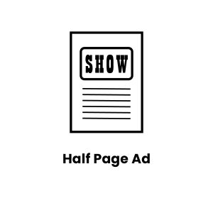 Icon image for half page ad